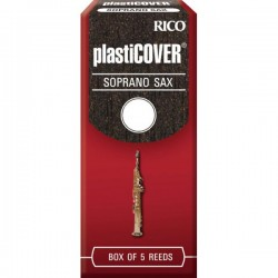 Ancii saxofon sopran Rico Plasticover, marimea 2
