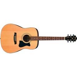 Pachet chitara acustica cu accesorii Ibanez V50NJP NT