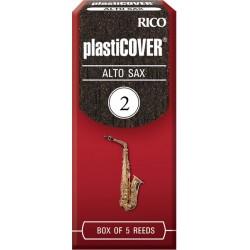 Ancii saxofon alto Rico plastiCover, marimea 2