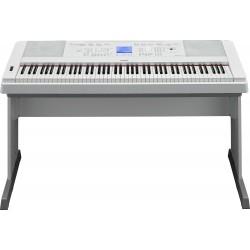 Pian digital Yamaha DGX-660 WH
