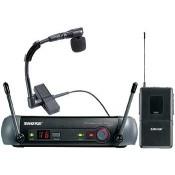 Microfoane pentru instrumente fara fir