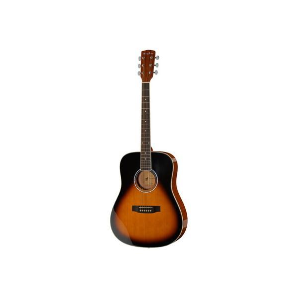 Chitara acustica Harley Benton D-120 VS