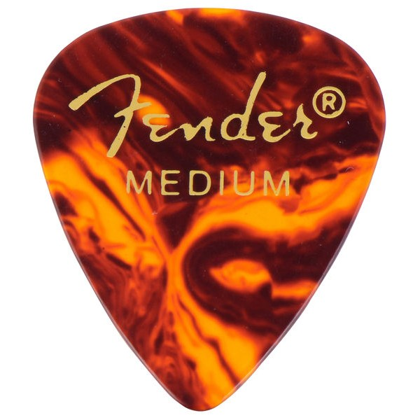 Pana Fender Classic Celluloid Pick Shell M