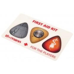 """Pene chitara Thoman ,,First kit aid"""" pickcard glossy"""