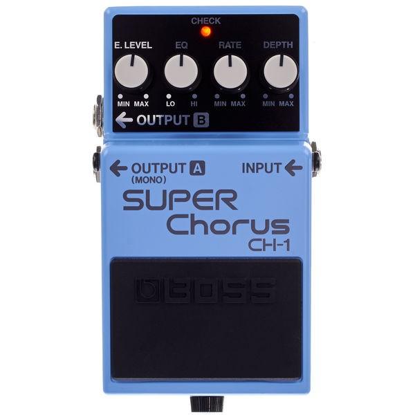Pedala BOSS CH-1 Super Chorus
