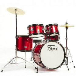 "Tobe Fame Kiddyset 5 PC Junior Drumset ""Elias"""