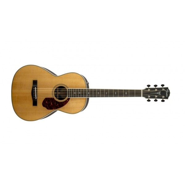 Chitara electro-acustica Fender Paramount PM-2 Deluxe Parlor